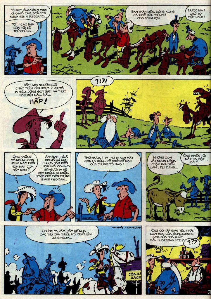 Lucky Luke tập 34 trang 26