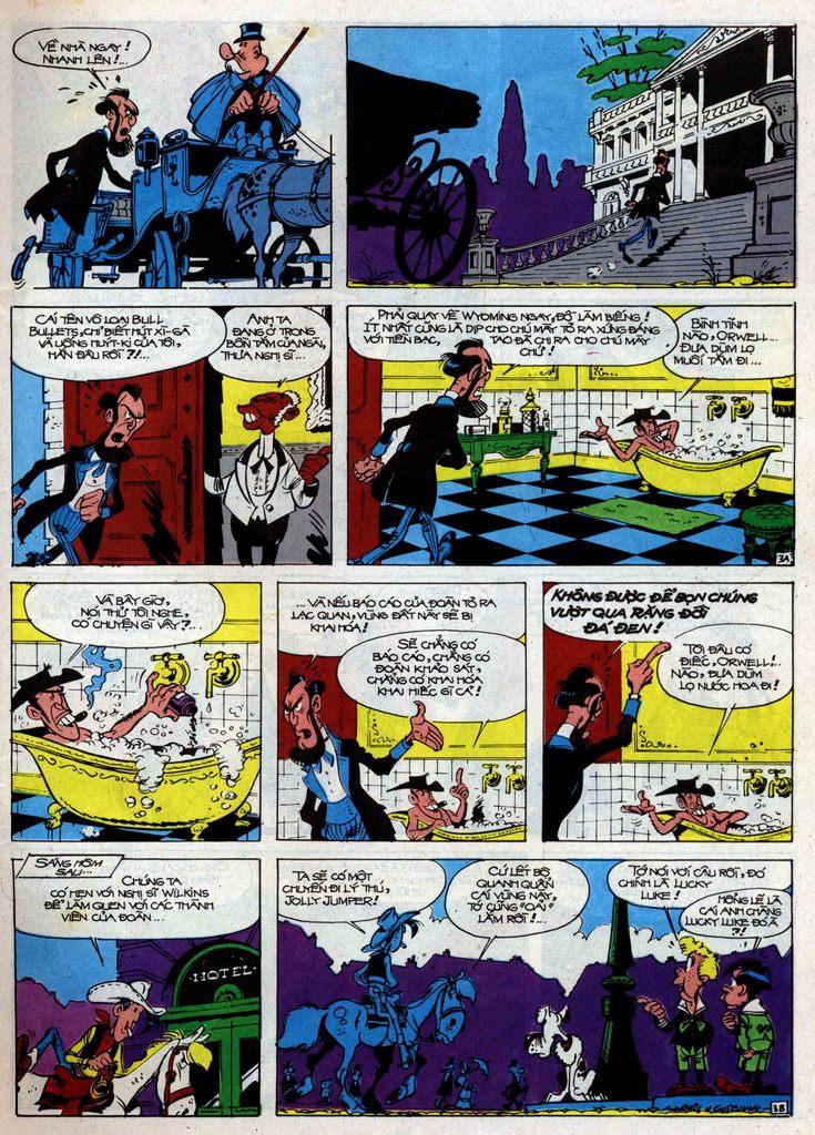 Lucky Luke tập 34 trang 3