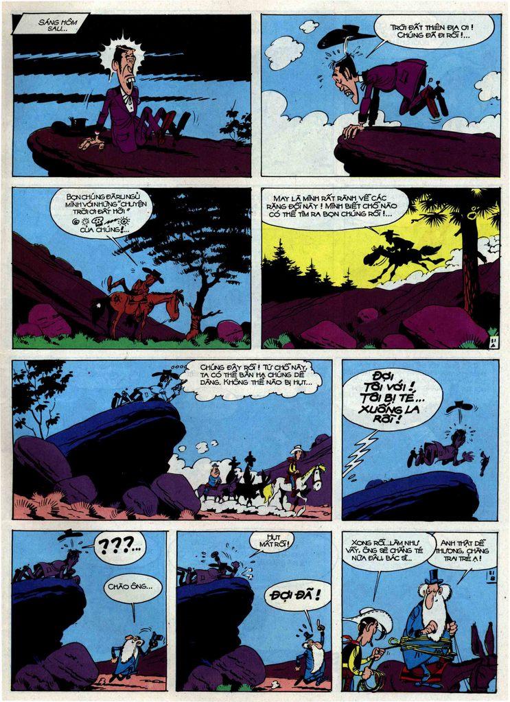 Lucky Luke tập 34 trang 31