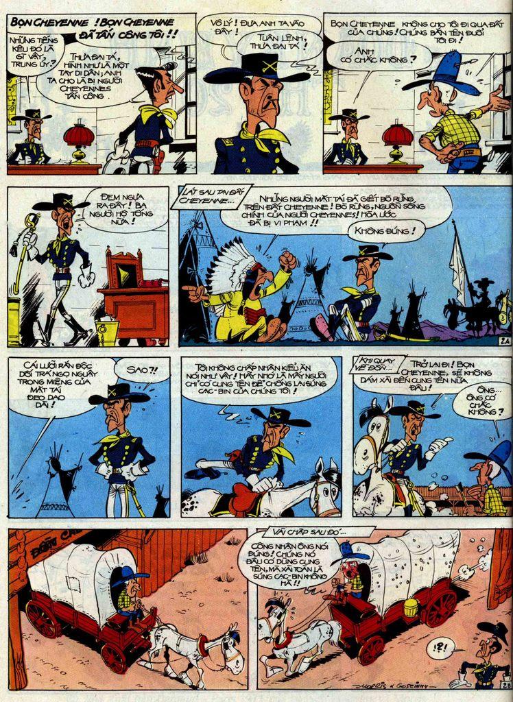 Lucky Luke tập 33 trang 2