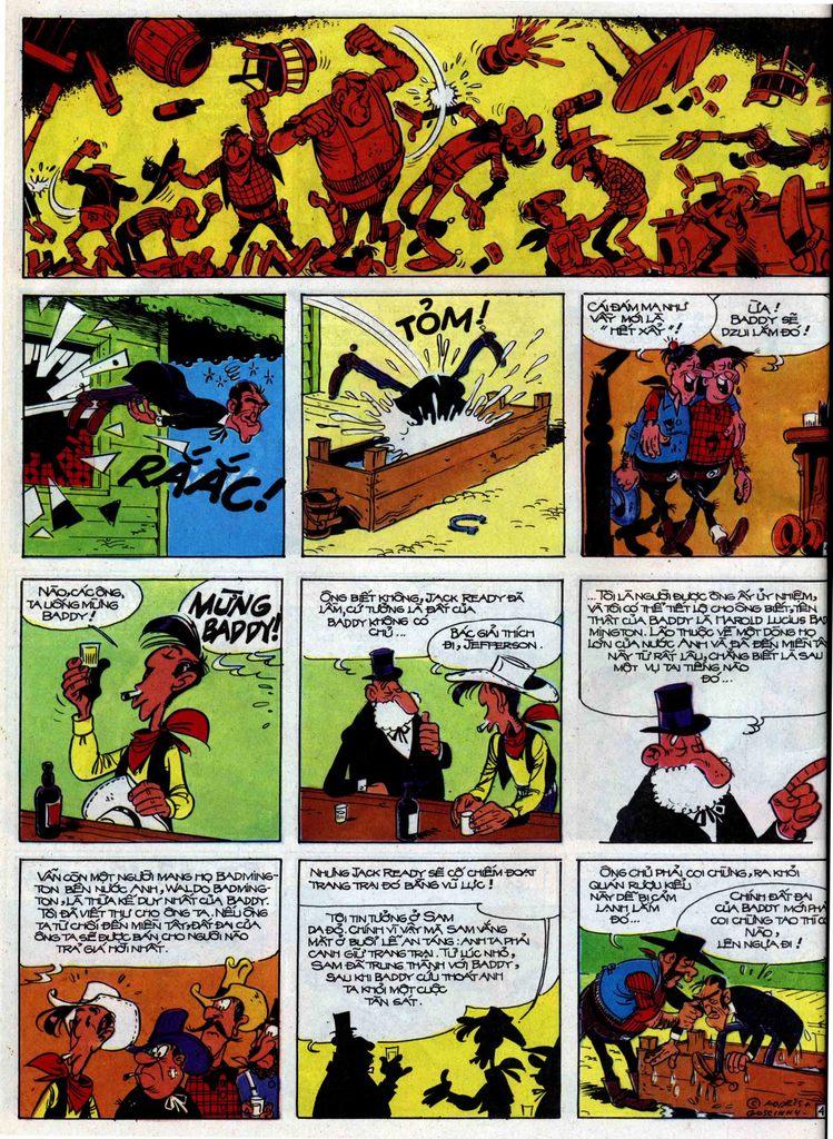Lucky Luke tập 31 trang 4