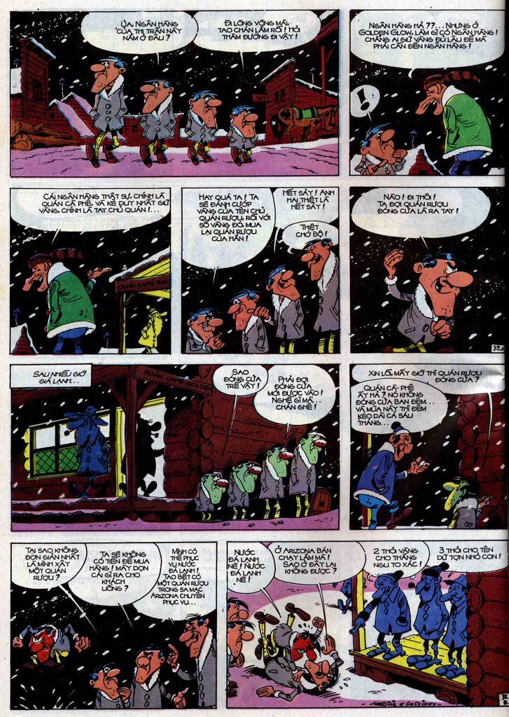 Lucky Luke tập 30 trang 30