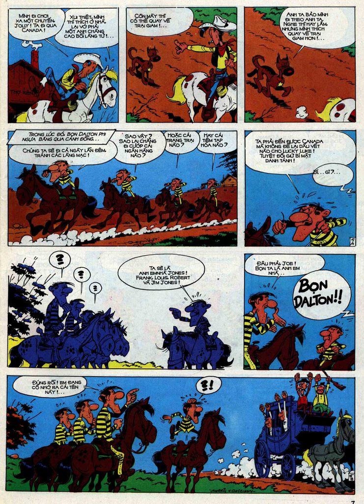 Lucky Luke tập 30 trang 4