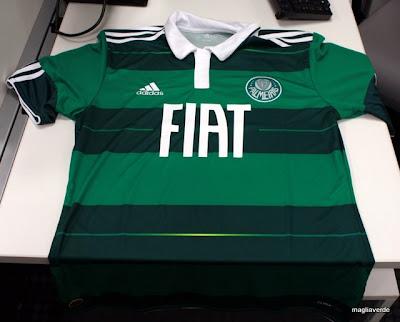 8e6088a44a9f6 Maglia Verde  3a camisa de 2010 vazou!