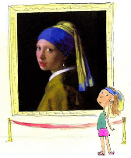 Chasing vermeer: balliett, blue, 1955: free download, borrow.
