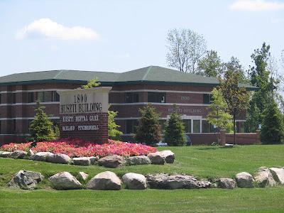 Huszti Building- Milford, Michigan