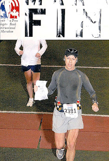 Detroit Free Press Marathon '06