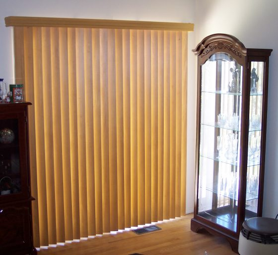 Prefer Vertical Blinds For Window Coverings Bamboo