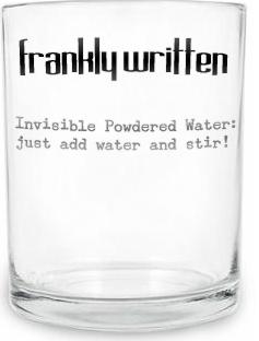 frankly written