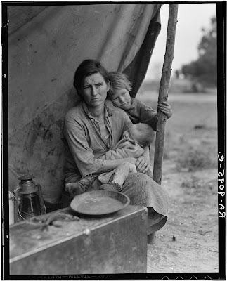 Revisiting Dorothea Lange's 'Migrant Mother': The Great Depression's Most Famous Photo