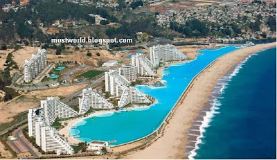 The Most In The World World 39 S Largest Swimming Pool