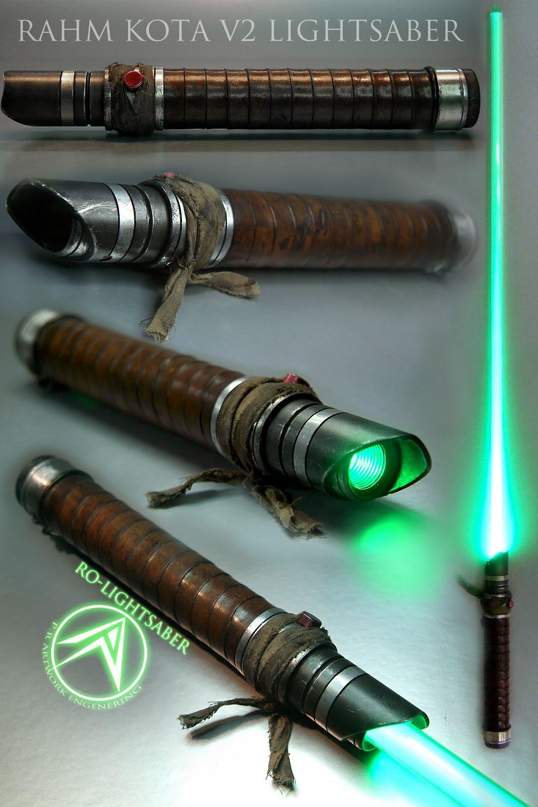 Ro lightsabers
