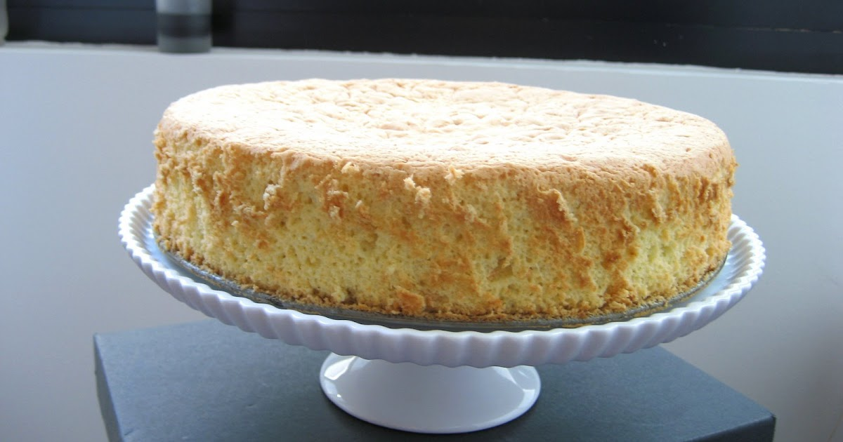 Light Lemon Sponge Cake Recipes: Treat A Week Recipes: Lemon Sponge Cake