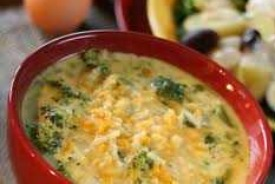 Recipe: Easy Broccoli Cheese Soup