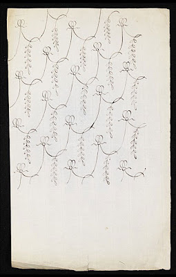 18th Century Embroidery Designs | Jane Austenu0026#39;s World