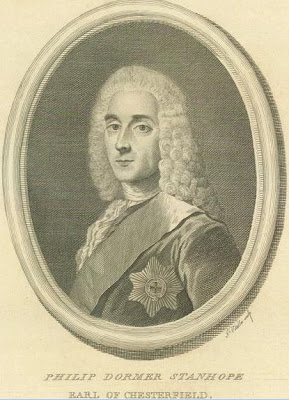 lord chesterfield s letter to his Written by lord chesterfield, narrated by david thorn download and keep this  book for free with a 30 day trial.