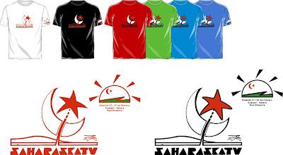 SAHARA RESISTE  Camisetas  Sahara Askatu  (Sahara Libre) 872794acc16