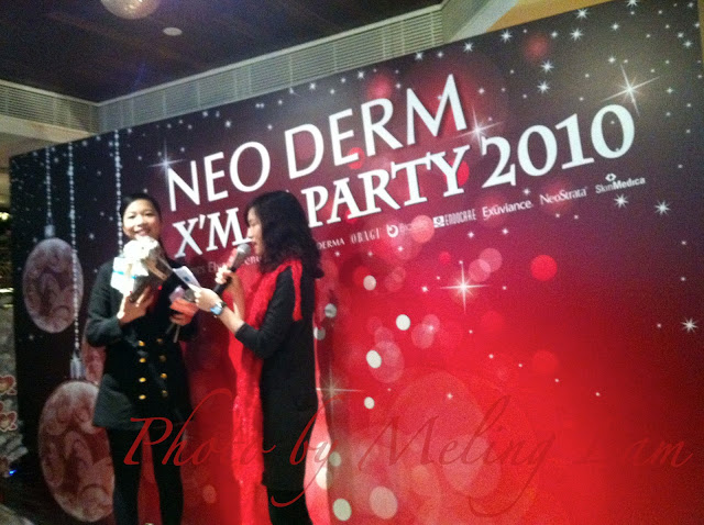 neo derm christmas party bistecca steak house