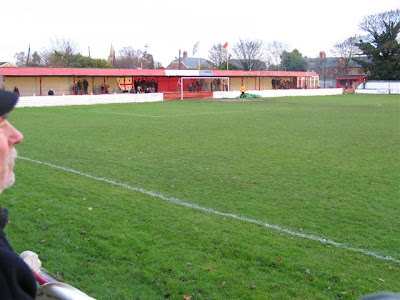 Crawley Town Fc Stadium. Wisbech Town FC