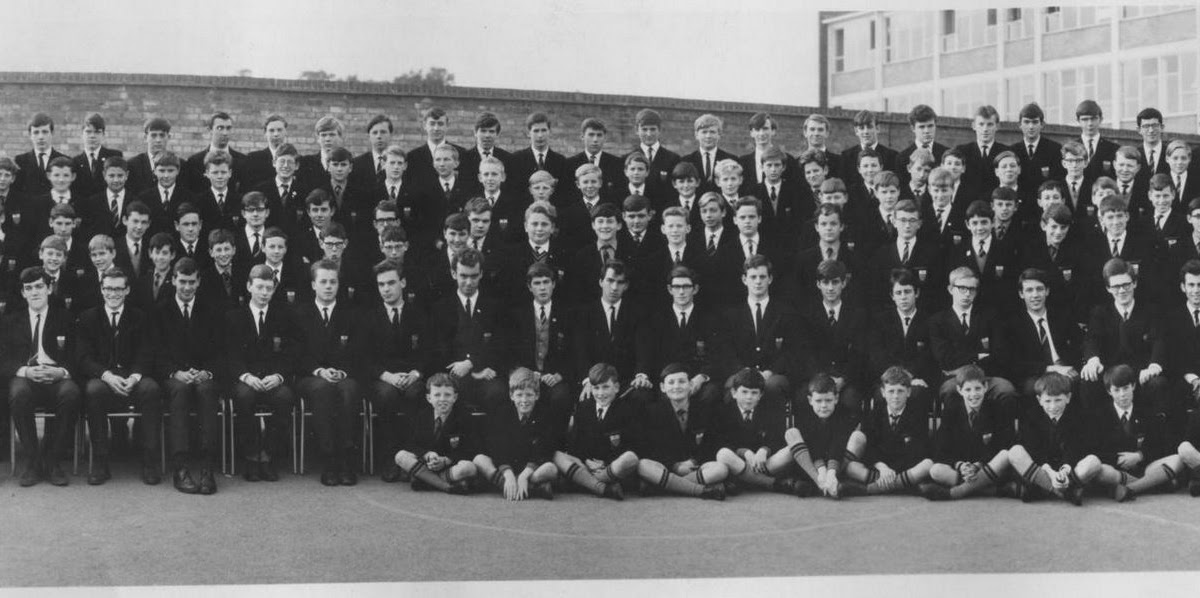 My Family Tree St Mary S Grammar School Chislehurst