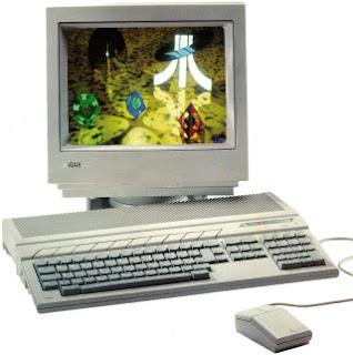 Cykl: demka Atari Falcon 030