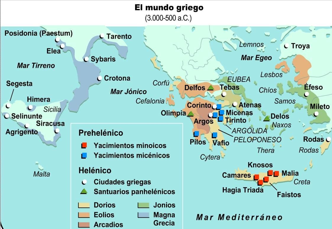 Mapa Con Un Puntero Ubicación: Opiniones De Equino Acarnania