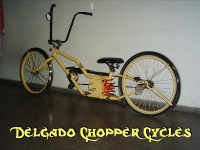 Primer bicicleta fabricada por DCC