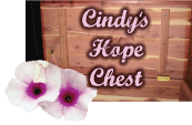 Cindys Hope Chest