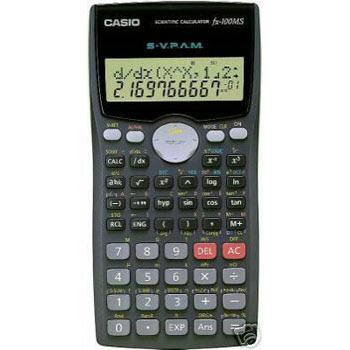 casio casio calculator