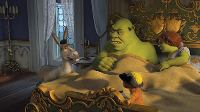 A Penny In The Well Shrek The Third Pg