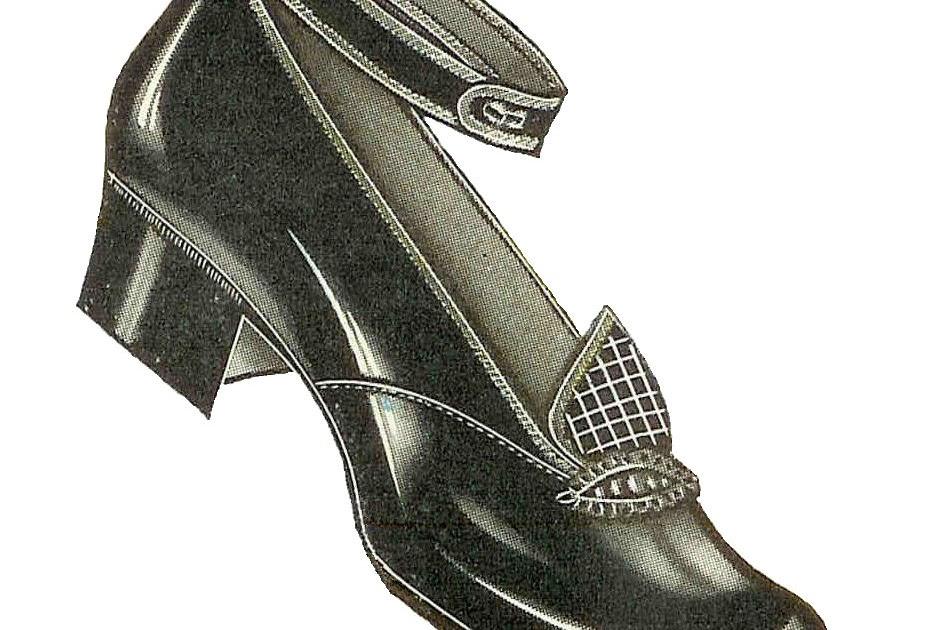 Doll Vintage Antique Shoes