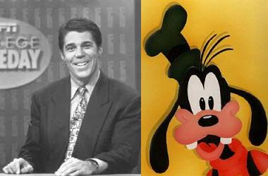Chris Fowler Goofy Commentator