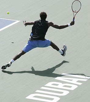 Gael Gone/Black Tennis Pros