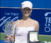 Camille Pin Las Vegas Hilton Cup