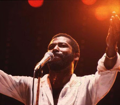Black Tennis Pro's Teddy Pendergrass Dead at 59