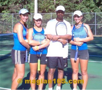 Black Tennis Pro's Coach