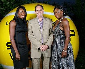 Black Tennis Pro's Wimbledon