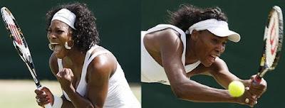 Black Tennis Pro's Wimbledon 2008