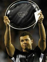 Jo-Wilfried Tsonga Singles Finalist