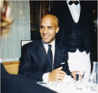 Black Tennis Pro's James Blake