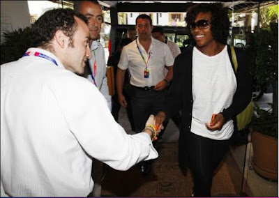 Black Tennis Pro's Serena Williams Andalucia Tennis Experience