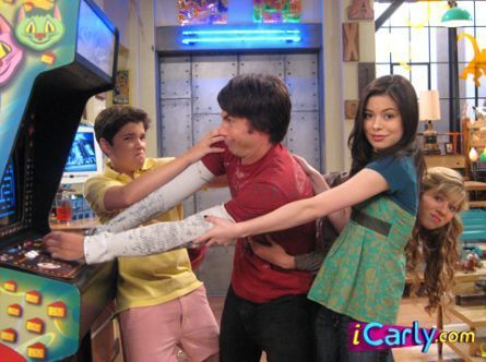 Icarly pacman episode