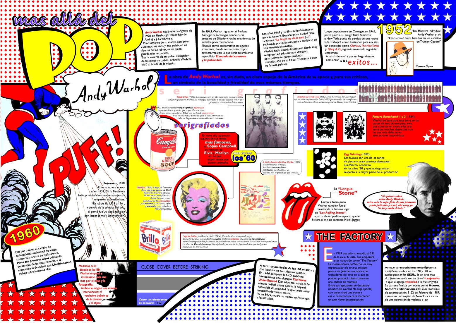 Warhol Pop Art And Andy Warhol