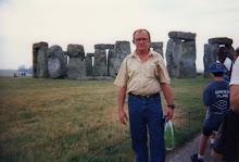 Stonehenge, Wiltshire - England