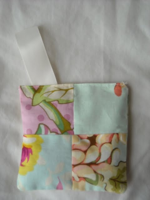 Wood Pond Designs Using Up Your Fabric Scraps