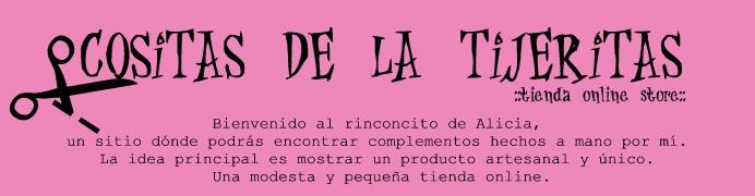 COSITAS DE LA TIJERITAS :: TIENDA ONLINE ::