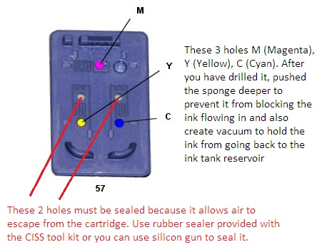 Homemade Diy Howto Make Why The Ciss Ink Not Flowing Into
