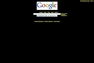 最绿色的Google是黑色的Google