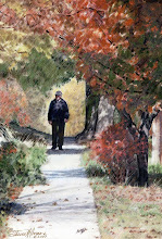 A Fine Autumn Stroll