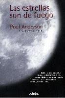 Las estrellas son de fuego – Poul Anderson